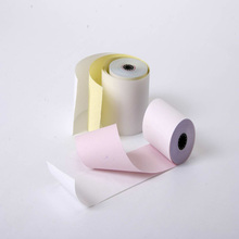 Customized carbonless copy paper/carbonless paper roll/carbonless ncr paper from guangzhou