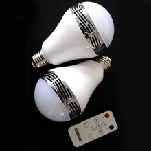 7W Led Office Light Incandescent Bulb With Bluetooth Speaker