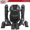 NIJ standard Riot control gear/ ISO Anti riot equipment/ flame retardant Anti riot suit
