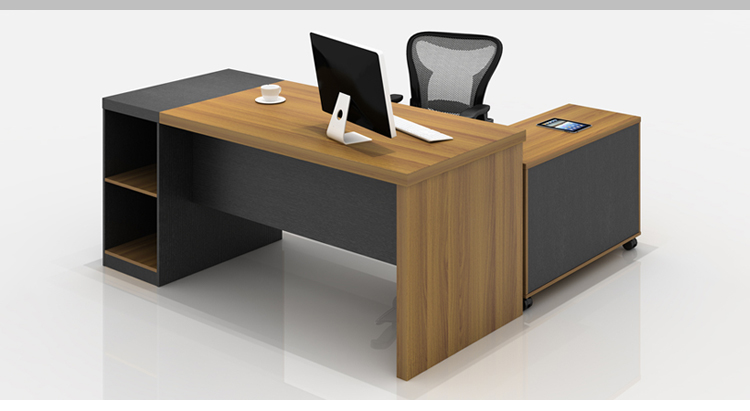 Trade assurrance modern manager/executive office desk