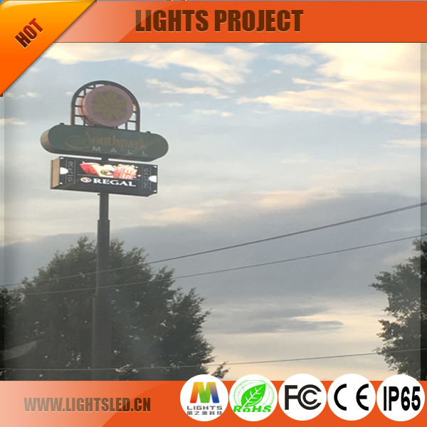 Best Price Solar Panel Innovative P10 Led Display Sign Led Advertising Screen For Wholesale