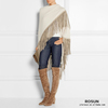 Winter Women Knitted Cashmere Shawl And