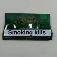 zipper cigarette bulk tobacco pouch from prefessional manufaturer