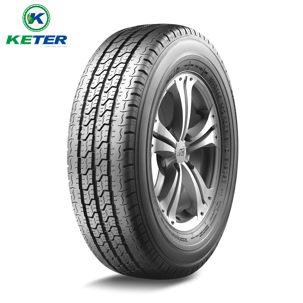 Tires manufacture's in china KETER BRAND passenger car tyre 215/70R15C