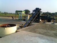 Fly Ash/Concrete Brick/Block Making Plant and Machinery
