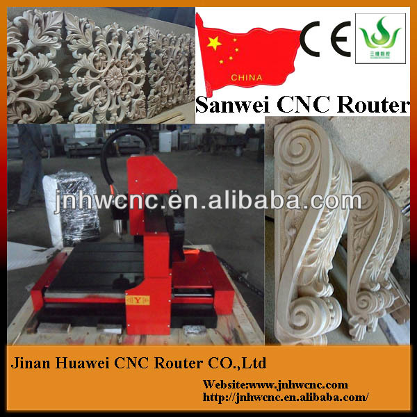 Good jinan factory made cheap diy smart mini 5 axis cnc routers
