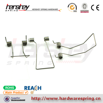 Customized High Quality Adjustable Stainless Steel Double Torsion Spring