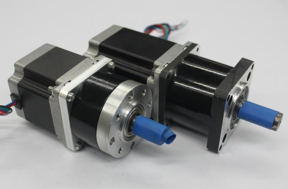 57mm Nema 23 Stepper Motor With Planetary Gear Head Buy