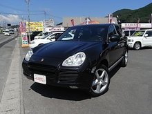 2006 Porsche Cayenne TURBO GH-9PA50A Used Car From Japan (100822181010)
