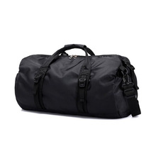 Waterproof folding foldable storage shoe travel sport organizer duffel bag