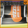 high quality blockout banner pvc flex banner production line with CE certificate