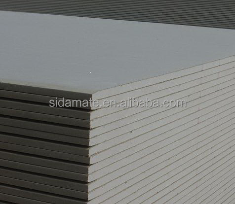fire resistant Gypsum Board prices plasterboard profiles ceiling board materials