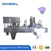 JOYGOAL factory full automatic juice jelly cup filling sealing packing machine
