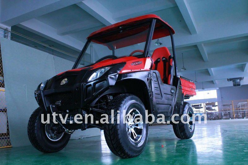 EEC EPA approval cheap 600cc 4wd utv with rear differential