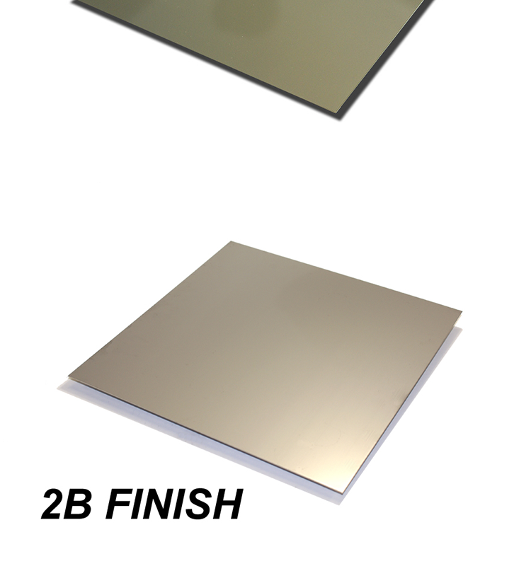 304 Stainless Steel Sheet No 4 Satin Finish, Stainless Steel Satin Hairline Finish