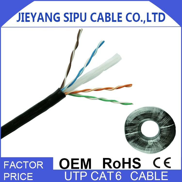 Best price cat6 cable 305m roll price