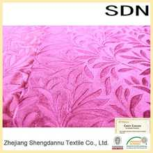Hot-Selling High Quality Low Price Minky Dot Velboa Fabric