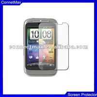 Ultra Clear Screen Protector Film For HTC Wildfire S