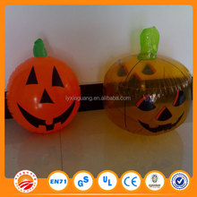 inflatable party decorations plastic halloween pumpkin buckets