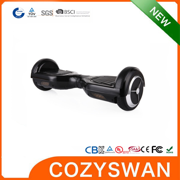 New Arrival Cozyswan Patented UL2272 Electric Skateboard two Wheels electric scooter Smart Self balance 2 wheel Hoverboard