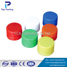 Renovate plastic toothpaste bottle cap injeciton molding colorful renovate cap mould for sell