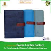 Office School Supply Loose Leaf Leather