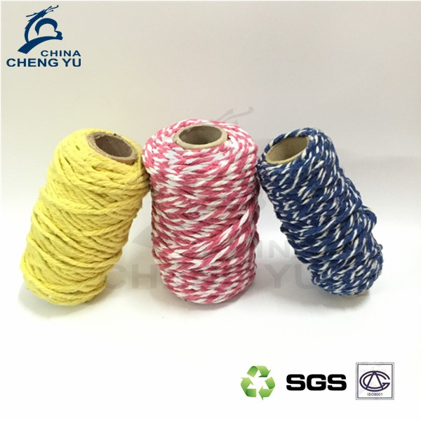 China manufacturer cheap open end recycled polyester cotton mop yarn making machine