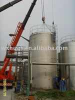 storage tank(Used in petrochemical industry Artificial leather)