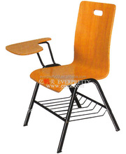 Chair with Writing Board School Furniture