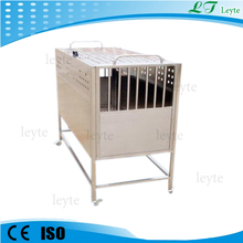 LTVC011 High quality Stainless steel Vet cage price
