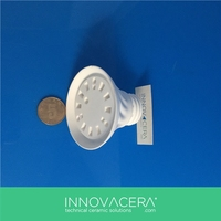 Ceramic Lamp Bulb Holders For Lighting Components/INNOVACERA