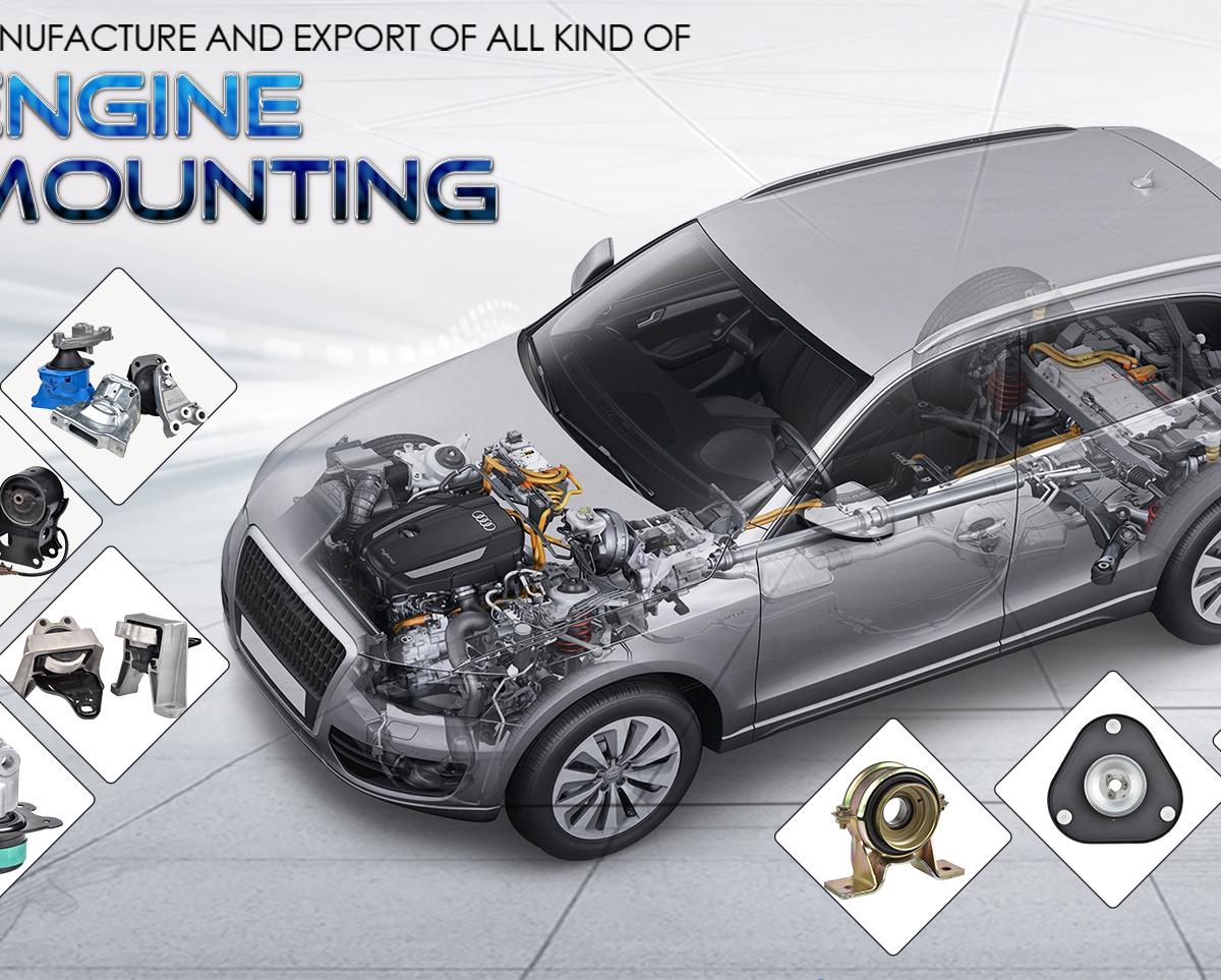 Xiamen Hefeng International Co., Ltd. - Engine Mount, Control Arm