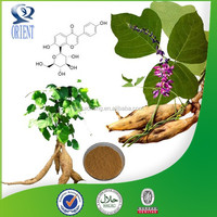 KOSHER certified Radix Puerariae Extract/Puerariae root extract / Puerarin 40%HPLC