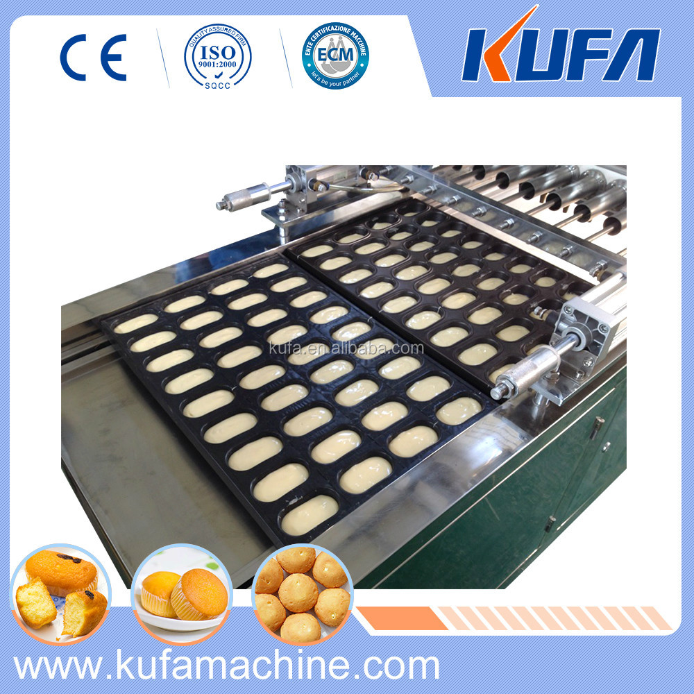 Automatic Madeleine Cake machine For Sale