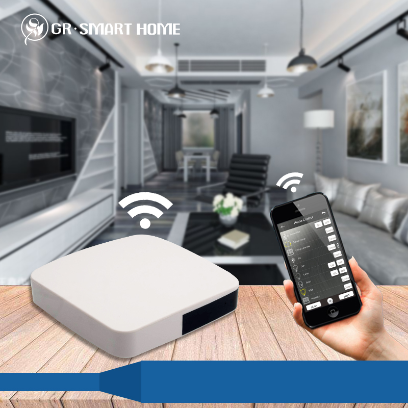 top-selling zwave smart home automation hub