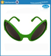 Green Woman Party Sunglasses for Carnival