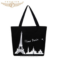Eco-friendly Custom Printed Canvas Promotional Tote Bag