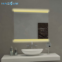Low Consumption Environment Protection Backlit LED Bathroom Mirror