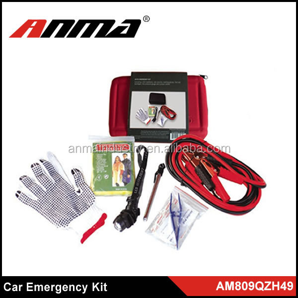 Hot Sell Roadside Assistance Car Accident Emergency Preparedness Kit