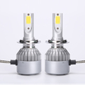 Plug and Play 12 months warranty h7 led car led headlight bulb with CE Rohs IP67