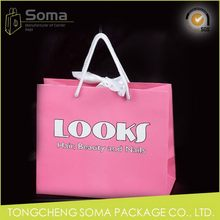 Good quality best-selling packaging boutique paper shopping bag