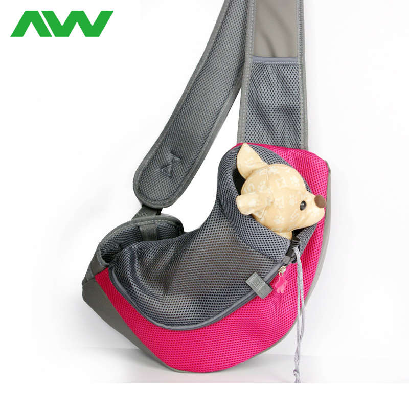 wholesale cheap price pet dog backpack carrier sling bag