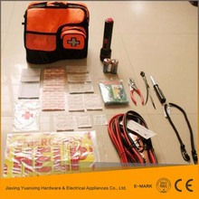 factory direct sales all kinds ofcar emergency kit hand tool set hand tool kit in nylon bag