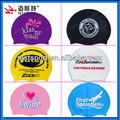High quality silicon swimming cap, adult swim cap, triathlon swim cap