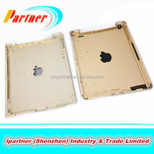 Gold back cover for ipad2 /3/4/ mini pro
