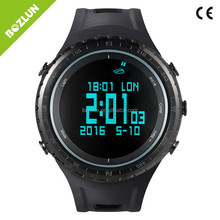 Factory price BOZLUN Mountain Climbing Digital Sport Watch Altimeter Barometer Compass wristwatch