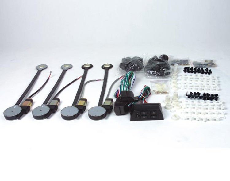 Top quality universal power window close kits for 2 door or 4 doors