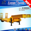 2 Axles 30 Tons Lowbed Trailer