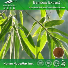 Natural Bamboo Leaf Extract,Bamboo Powder Extract Silica 70%
