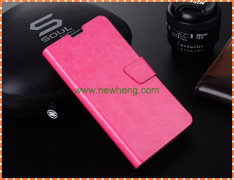 Smart leather flip case for Samsung Note 3 , Best Price Mobile phone for samsung Note3